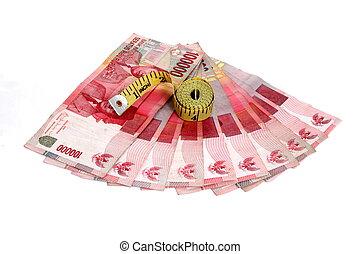 (indonesian, rupiah, money)
