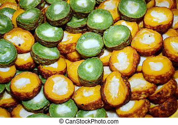 Indonesian traditional cake