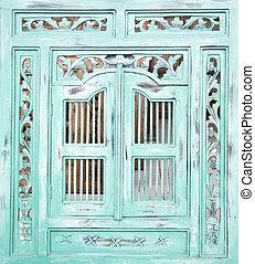 indonesiano, finestra