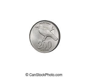 indonesiano, moneta