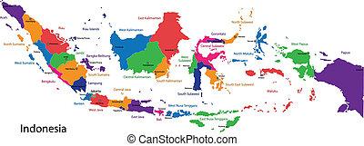 indonesie, republiek