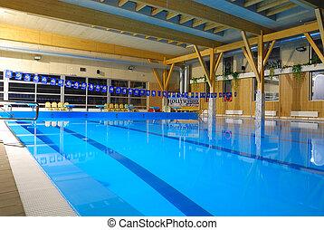 .indoor, プール