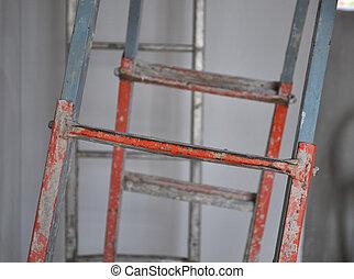 Indoor building site