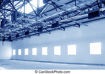 indoor central air conditioning equipment