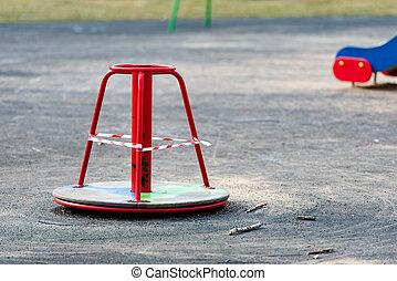 Indoor Playground for children.