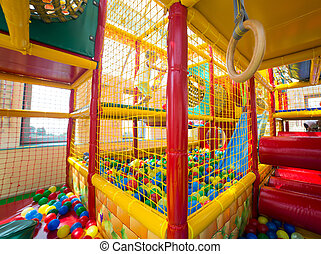 Indoor playground for children
