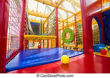 Indoor playground for children