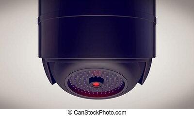 """""""Indoor Security Camera, CCTV on location"""""""