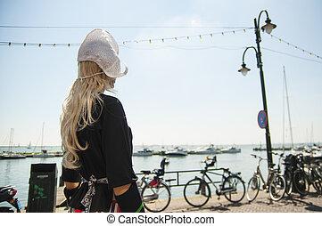 indossatrice, olandese