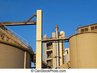 industria, cemento