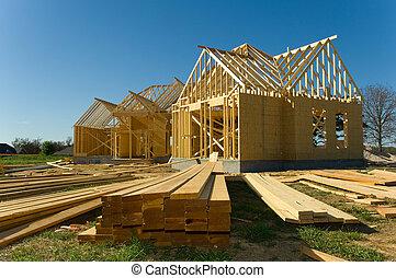 industria, construcción