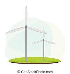 industria de la energía, renovable