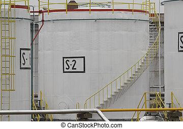 industria de petróleo, 4