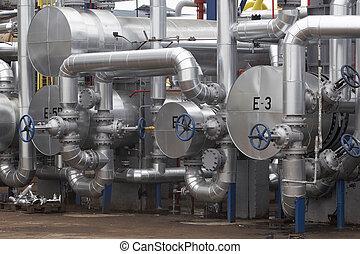 industria de petróleo, 8