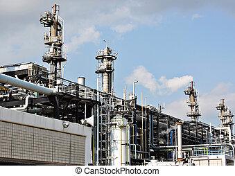 industria, gas