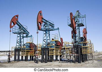 industria, olio, 3