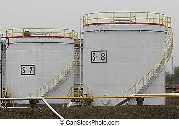 industria, olio, 5