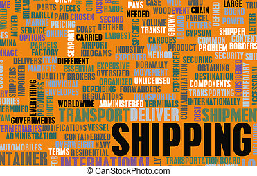 industria, spedizione marittima
