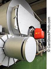 Industrial 35000 lbs steam boiler - Industrial duel fuel ...
