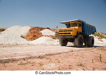Industrial Area quarry - Photo industrial area to dig a...