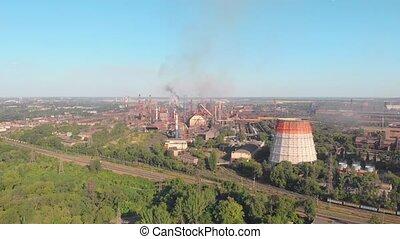 Industrial Blast Furnace - Industrial blast furnace ...