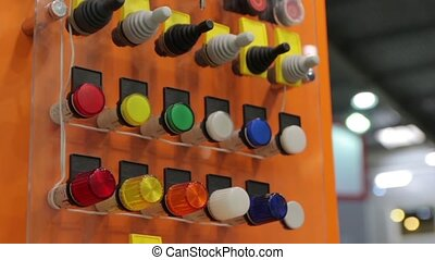 Industrial Buttons Control - Industrial control buttons and ...