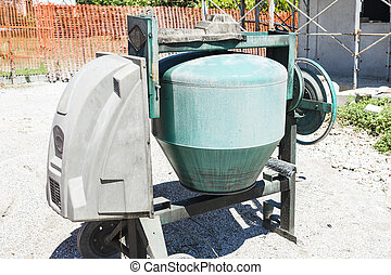 cement mixer - Industrial cement mixer machinery at ...