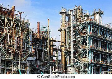industrial, complejo