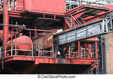 industrial, complexo