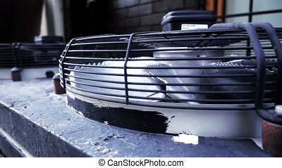 Industrial Cooling Fan Ventilation Conditioner