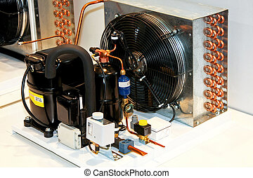 Industrial cooling