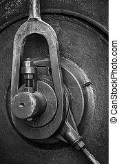 industrial, detalhe