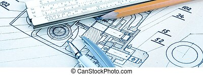 industrial drawing