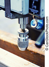 Industrial drill machinery