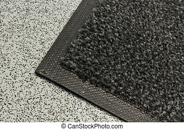 Industrial Dust mat - Industrial mats often rented to keep ...