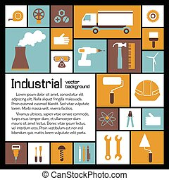 Industrial Elements Template