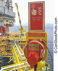 Industrial Emergency System