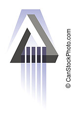 industrial, empresa / negocio, icono