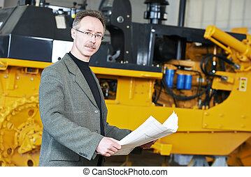 industrial engineer manager