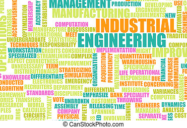 Industrial Engineering Job Career as a Concept