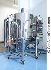 industrial equipment - Pharmaceutical processing equipment