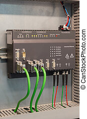 Industrial Ethernet communications