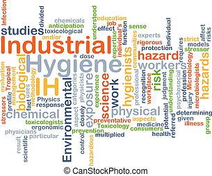 Industrial Hygiene IH background concept - Background ...