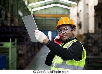 industrial, ingeniero