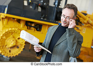 industrial ingineer manager