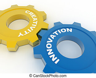 Industrial innovation concept