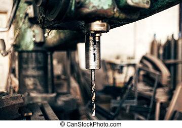 Industrial lathe, cnc metal milling machine