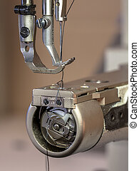 Industrial Leather sewing machine - Professional Leather...