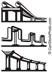 Industrial lines set