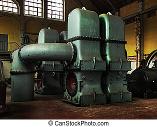 Industrial machines - Photo of an industrial machines